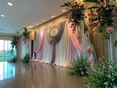 Wedding Ms.Sudarat & Mr.Watcharatap (16.3.62)