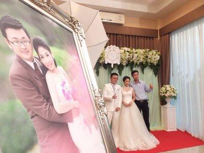 Wedding Ms.Namkang & Mr.Hiro (12.3.60)