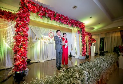 งานมงคลสมรส คุณฐิติกร & คุณสุเมธ (21.10.2558)