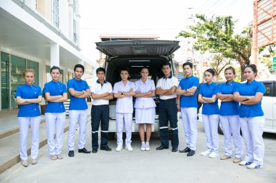 บริการรถพยาบาล