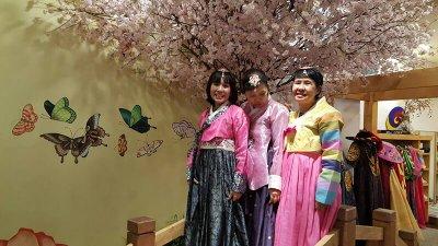ทัวร์เกาหลี กรุ๊ปอาจารย์จูและคณะ