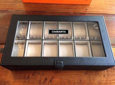 CHR12_L - กล่องนาฬิกา 12 เรือน Series M