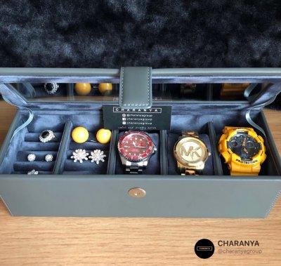 CHR3R2_L กล่องนาฬิกาและแหวน