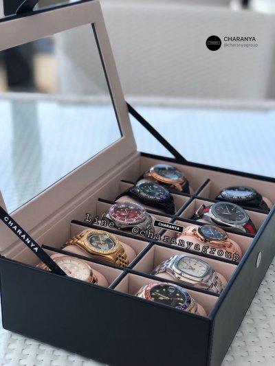 CHR10_L - กล่องนาฬิกา 10 เรือน Series M