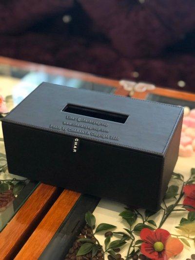 CHRTIS - กล่องทิชชู่แผ่นใหญ่