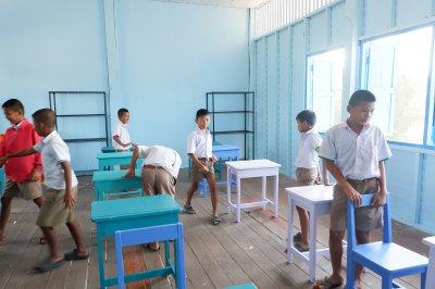โครงการโรงเรียนนี้เพื่อน้องปี 3