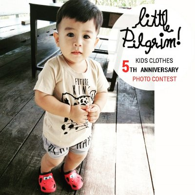 LITTLE PILGRIM KIDS CLOTHES 5TH ANNIVERSARY,PHOTO CONTEST