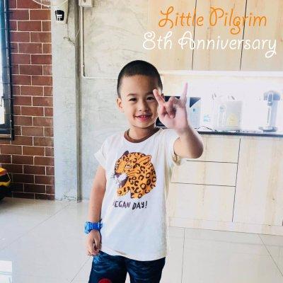 8th Anniversary Little Pilgrim Baby & Children's Clothing