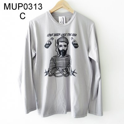 MEN LONG SLEEVES / JUMPER MADE TO ORDER PRICE [C] [D] [E]