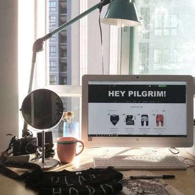HEY PILGRIM'S STUDIO SINCE 2007,14th Anniversary
