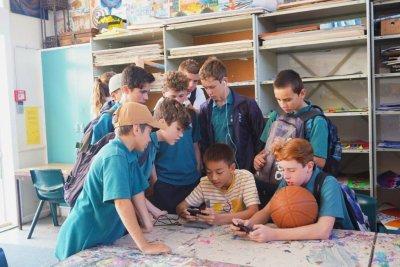 ซัมเมอร์นิวซีเเลนด์ เรียนในโรงเรียนมัธยม