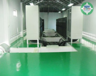 PU Concrete MF System