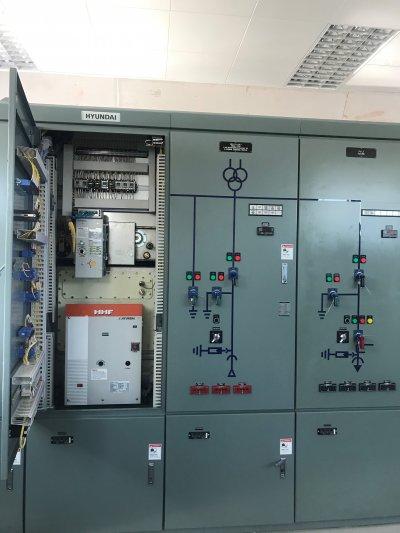 Bangpakong Substation_Switchgear