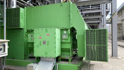EGAT North Bangkok Powerplant_Motor