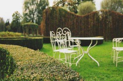งานออกแบบและจัดสวน