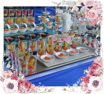 S11-บริการออกบูท ค็อกเทล อาหารว่าง น้ำดื่ม