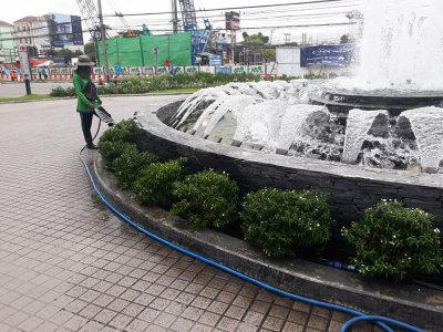 The Paseo Park กาญจนาภิเษก