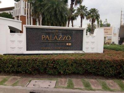 หมู่บ้านPalazzo สุขสวัสดิ์