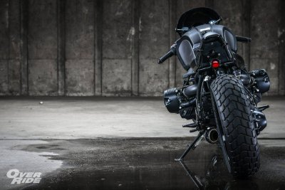 BMW R NINE T By K-Speed