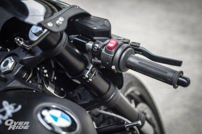 BMW R NINE T By K-Speed