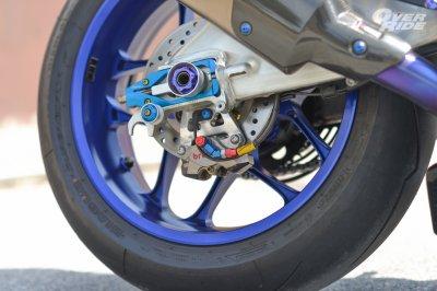 TOOL OF SPEED By Rayong Big Bike & Black Widow Motors YAMAHA R1M