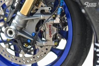 TOOL OF SPEED By Rayong Big Bike & Black Widow Motors YAMAHA R1M