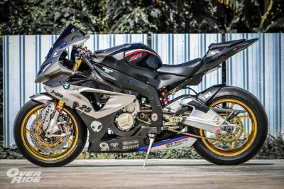 BMW S1000RR By Boy Design