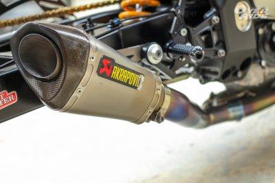BMW S1000RR THE  GIRAFFE By JC Superbike