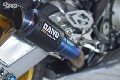 BMW S1000RR  FLYING SHARK By Daivo Racing Shop