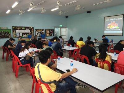 เทศบาลนครนนทบุรีที่เข้ามาศึกษาดูงาน