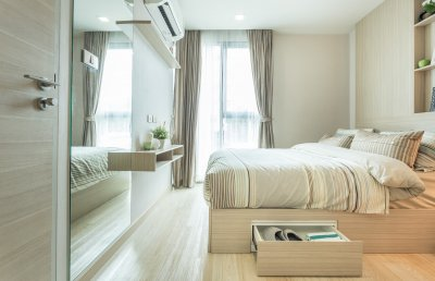 1 ห้องนอน