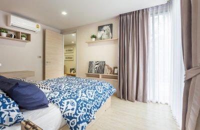 2 ห้องนอน