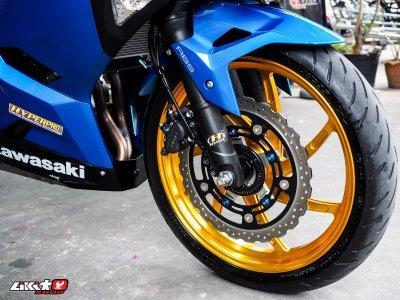 NINJA400 BLUE