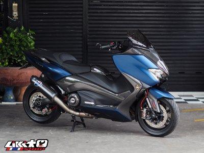 T MAX530 DX MATT BLUE