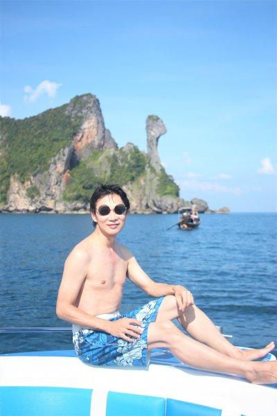 4 เกาะทะเลแหวก กระบี่