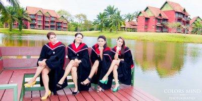 Graduation Style   ถ่ายรูปรับปริญญา