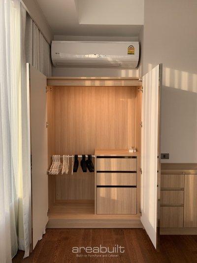 ห้องแต่งตัว ตู้เสื้อผ้า