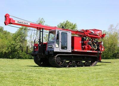 Drilling Truck