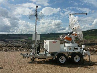 Mining Radar System