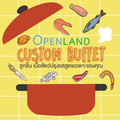 Custom Buffet