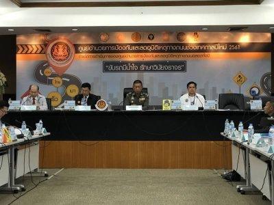7วันอันตราย เทศกาลปีใหม่2561 วันที่สาม เกิดอุบัติเหตุ 649 ครั้ง ผู้เสียชีวิต 73 ราย ผู้บาดเจ็บ 688 คน