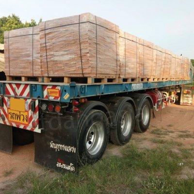 ส่ง อิฐแดง 4 รู IA101S ขนาด 6x5x15 ซม. หน้างานอ.เมือง จังหวัดจันทบุรี