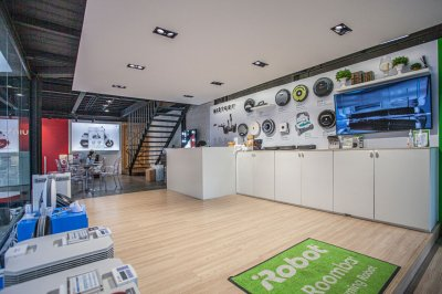 iRobot Showroom