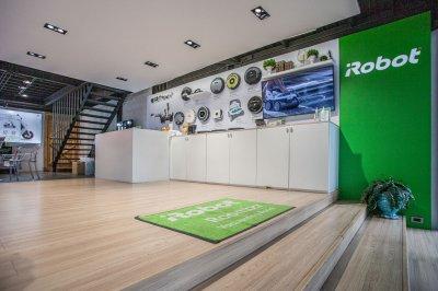 iRobot Showroom