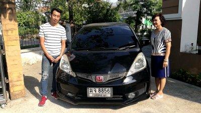 ขายรถยนต์ 2563