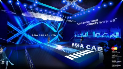 Asia Cab The Next Level Of Serving Perfection