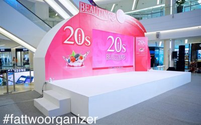 Event Design Beautina 20s
