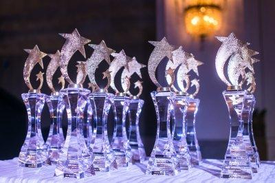 ถ้วยรางวัล Thai BMA Trillion Thanks 2020