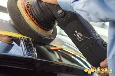รีวิวเครื่องขัดสีรถ SHINE MATE รุ่น EX610
