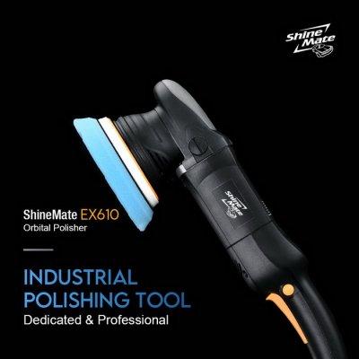 EX610 Shine Mate Dual Action Polisher
